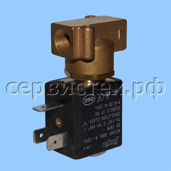 клапан электромагнитный для юбас технические характеристики