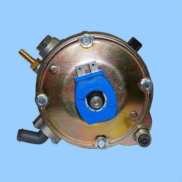 Как сделан газовый редуктор 166